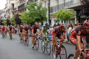 Caisse D'Epargne comes through Vichy